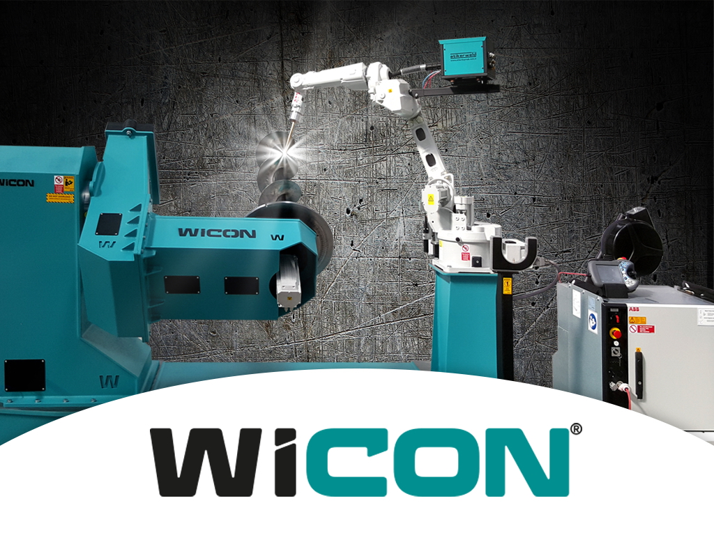 Wicon Kaynak Robotları